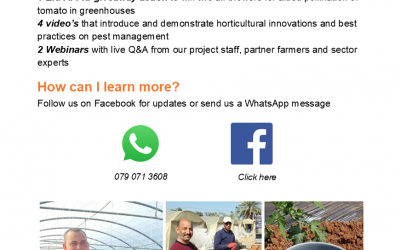 Horticultural Innovations Campaign #2